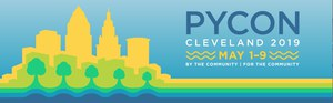 PyCon US in Cleveland, Ohio, May 1-9, 2019