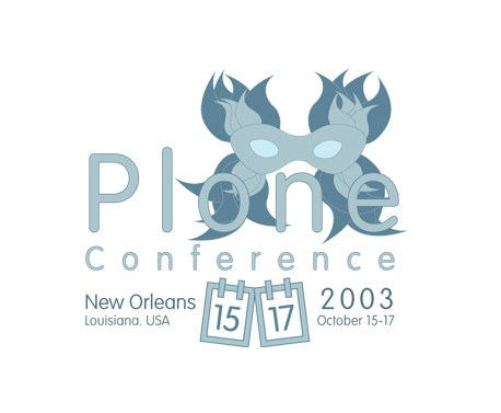 Plone Conference 1 logo