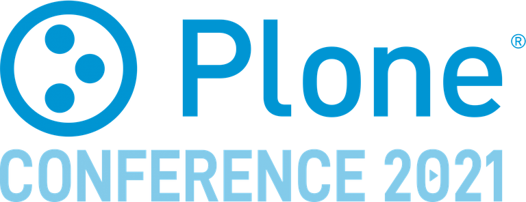Plone Conference Online 2021 logo