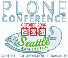 Plone Conference 2006: Main Registration Sold Out!