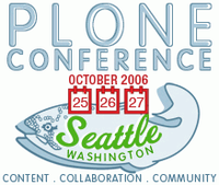 Plone Conference 2006 logo