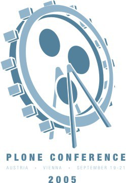 Plone Conference Logo 2005