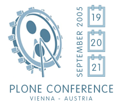 Vienna Conference 2005 front page logo