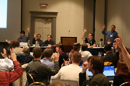Raise your hand if you love Plone!