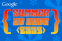 Summer of Code 2009 Announced: Mentors and Project Ideas Wanted!