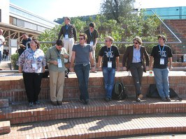 Greetings From Your 2007-2008 Plone Foundation Board!