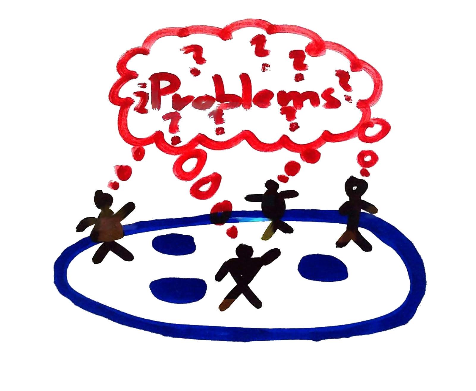 Sketch Art: Plone Governance Process Problems