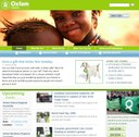 Oxfam Canada launches Plone powered website