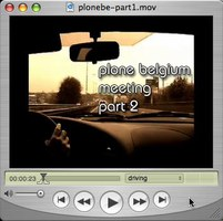 Video-Report on the Belgium Plone Meeting Dec 2005 (2nd part) now available
