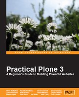 Practical Plone 3, a new Plone book for beginners: pre-order now!