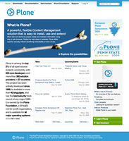 A new look for plone.org!