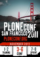 Plone Conference 2011 Website Goes Live – Tickets Now on Sale