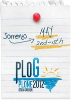 Plone Open Garden 2012: the event is getting closer, register now!