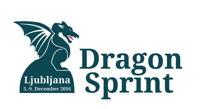 DragonSprint logo