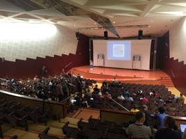 Plone Digital Experience Conference 2017 is live, from Barcelona!