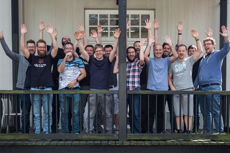 Beethoven Sprint 2018 Group Photo