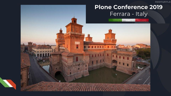 Plone Conference 2019 will be in Ferrara, Italy