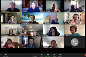 The First Plone Steering Circle Meeting