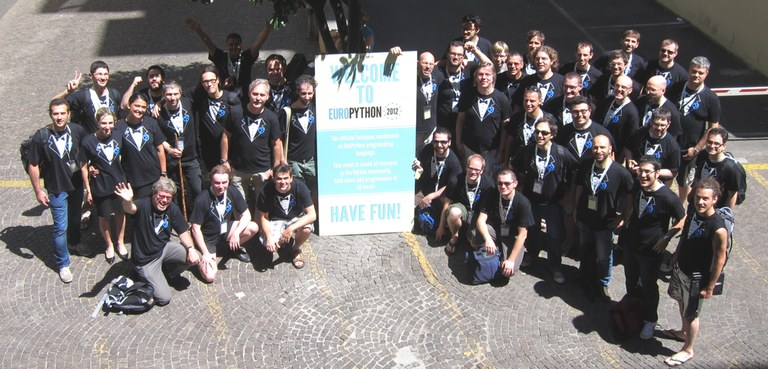 Plone Group of EP2012